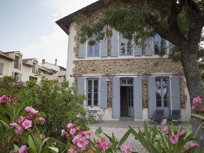 Photo for Stay at a beautifully renovated wine estate in the south of France