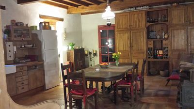 Photo for Large property of the eighteenth century in the heart of 15 hectares of green Périgord