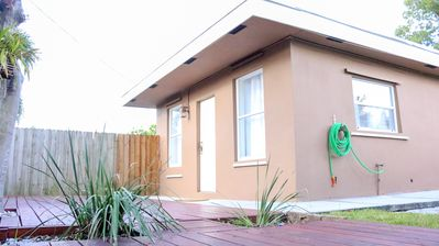 Photo for Studio in Wilton Manors - Close to Wilton Drive - Red Deck Manors