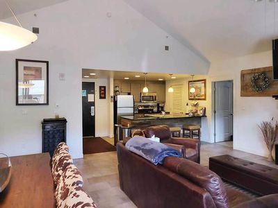 Photo for 3BR Upscale Penthouse at the Base with Amazing Views at Deck/WP Base Village