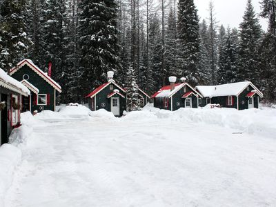 Brundage Bungalows - A Winter Paradise!