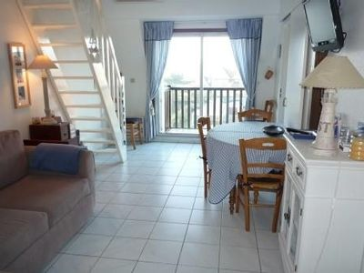 Photo for CABOURG FLAT FOR 6 PEOPLE, CLOSE TO BEACH