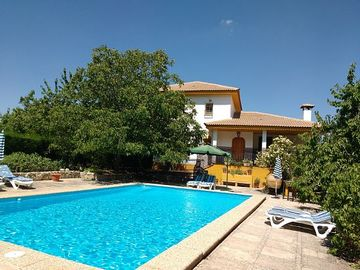 Self catering Villa Rosario for 14 people