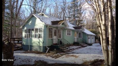 Photo for Beautiful Lake Rights House with Boat Slip on Motor Boating Lake Wallenpaupack!!