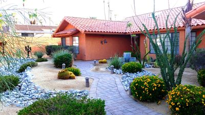 Photo for Private Golf Course Views Near El Paseo and Everything Else!!