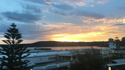 Photo for Manly harbour view-a flat with a magnificent view three night minimum