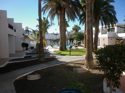 Photo for Paradise 8 - 2 bed - Ground Floor - WiFi - UK TV - Near to the beach and Avenue