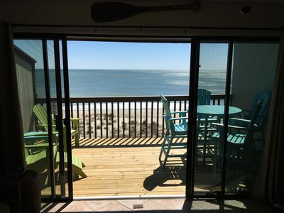 Photo for Oceanfront, Pool, Elevator, Top Floor, Large Deck, Sleeps 6 - Luxury
