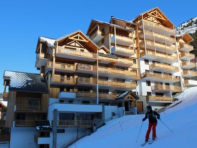 Photo for New apartment residence at the foot of the slopes