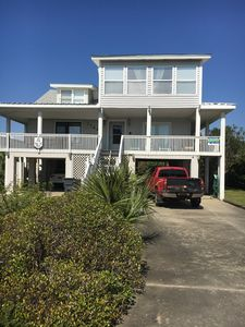 Photo for Beautiful Spacious Beach House Directly Across The Street From The Beach!