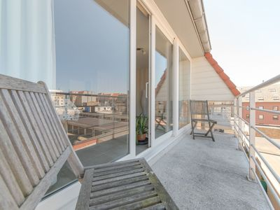 Photo for Lovely apartment for 6 guests with TV, balcony and pets allowed