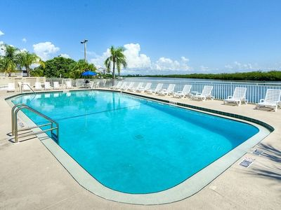 Photo for Townhome at a Resort with a PRIVATE BEACH | 3 Pools, 5 Tennis Courts, 2 Gyms, and More!