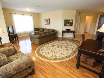 Photo for Book for Summer Now!  Rare, Largest Lake View Condo, quiet corner unit