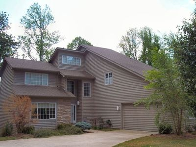 4,000 Sq.Ft.  Seven Bedroom Home on Private Wooded Setting