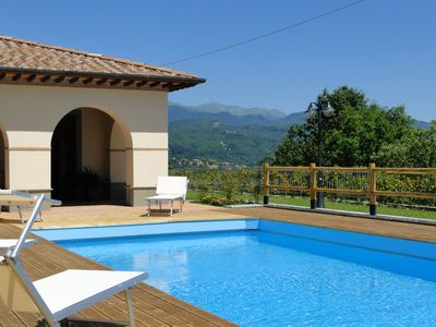 Photo for Splendida - brand new villa with stunning views and private pool - pure peace!!