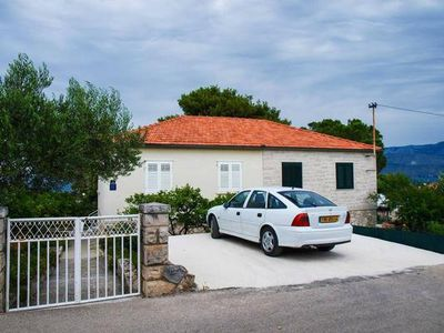 Photo for Holiday apartment Postira for 2 - 5 persons with 2 bedrooms - Holiday apartment