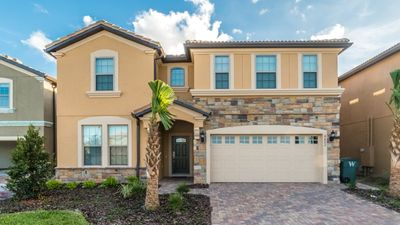 Photo for A's Lovely 9 Bedroom Private Pool Villa In Orlando