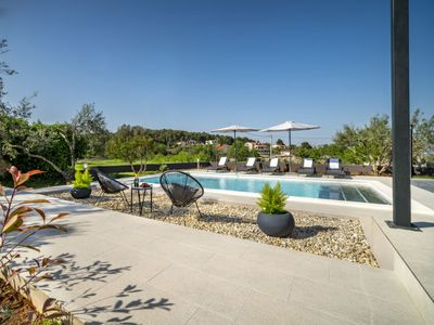 Photo for Vacation home Villa Rossa in Pašman/Ždrelac - 8 persons, 3 bedrooms