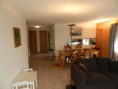 Photo for Lovely apartment for 3 guests with WIFI, balcony, pets allowed and parking