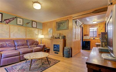 Photo for Compact Retro Sweetness in This Wood-lined Cabin, Part of the Historic Anchor Inn in Lincoln City!