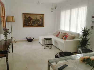Photo for City Center Penthouse 2 Bed, With 20m2 Terrace, Heart Of Historical Sevill