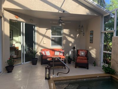 Photo for Luxury Villa in sought after Tarpon Bay with Private Pool