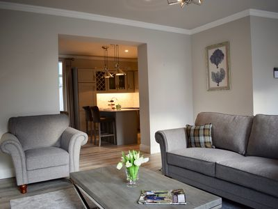 Photo for Modern 3 Bedroom Penthouse in Templebar