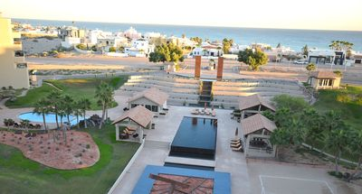 Photo for Ocean-view Condo with Swimming Pools and easy beach access