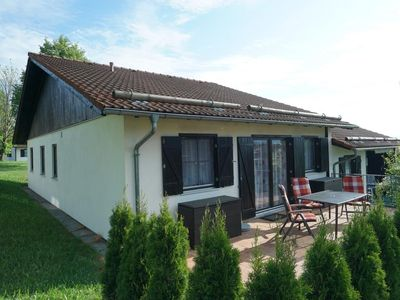 Photo for Holiday house Lechbruck Hochbergle 87qm to 8 pers. Sauna and Internet incl