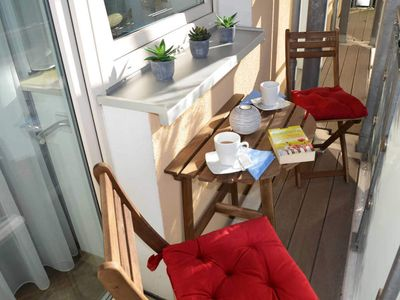 Photo for 1BR Apartment Vacation Rental in Baabe Ostseebad