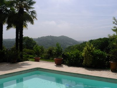 Photo for Detached stone property in three hectares at the door of the Pyrenees