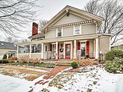 Photo for Peaceful Conneaut Home, 10 Minutes From Lake Erie!