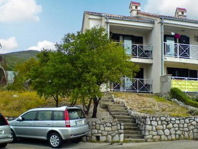 Photo for Terraced house Maria, Klenovica  in Kvarner Bucht - 4 persons, 2 bedrooms