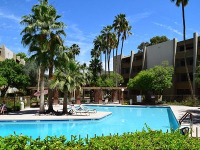 Photo for Old Town Scottsdale Condo 2 Bedroom | Casa Maya | Pool View