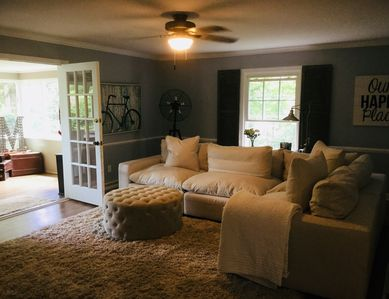 Photo for Just renovated near it all, CedarPoint,Kalahari,Beaches, but without the noise.