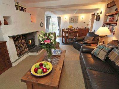 Photo for BRAMBLES, family friendly, with open fire in Boscastle, Ref 959770