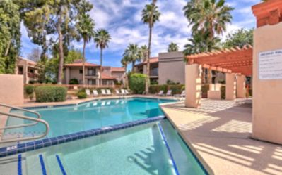 Photo for Quiet Clean Upgraded McCormick Ranch Scottsdale 2bd Condo Corporate  Vacation