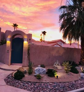 Photo for Beautiful home with private courtyard with fountain and pool!