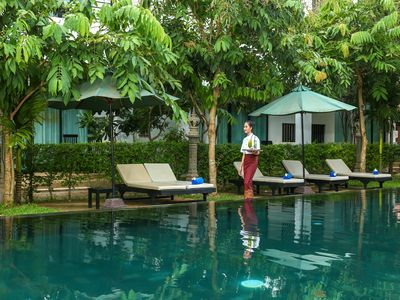 Photo for Two King Cabana with Breakfast+Free airport transfer