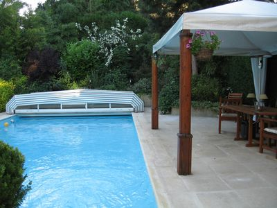 Photo for Villa with pool near Paris