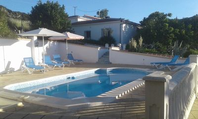 Photo for PROMOTION 1-11JULY, € 112 / NIGHT! Villa for 8 to 10 people, private pool.