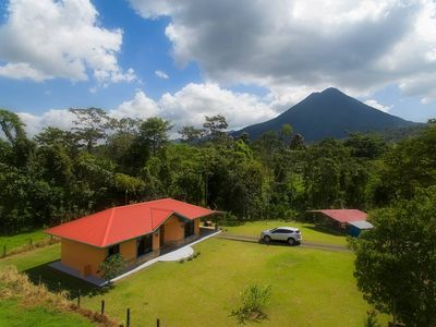 Photo for CASA ALDA,  PEACEFULL PLACE IN FROM OF THE VOLCANO