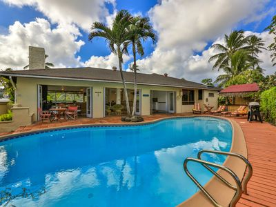 Photo for Kalaka - Just Steps Away From Kailua Beach! Or Just Stay At Your Private Pool!