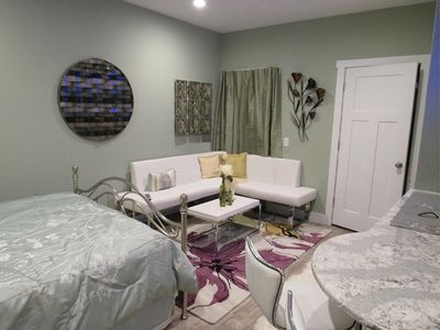 Pet friendly studio condo minutes from downtown Traverse City.