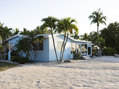 Photo for Private Bayside Waterfront Home 4 acres, Private Beach, Deep Water Boat Dock