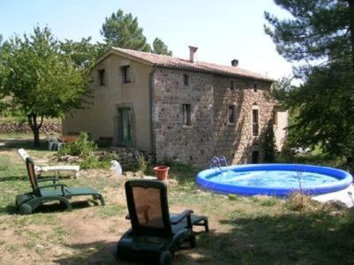 Photo for House - 10/12 persons -  Swimming Pool