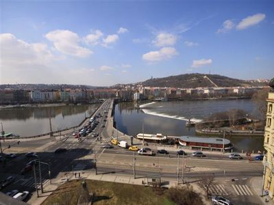 Photo for Apartment Riverbank residence  in Praha/2, Prague and vicinity - 4 persons, 1 bedroom