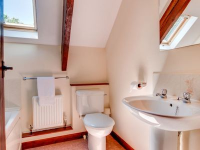 Photo for Vacation home Pusehill Barn in Barnstaple and Braunton - 10 persons, 4 bedrooms