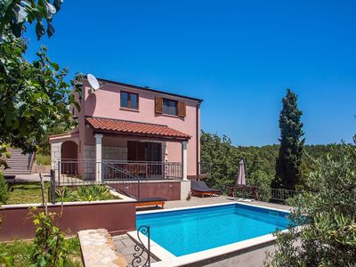 Photo for Villa Isabel with private pool, 3 bedrooms, gym, playground, natural surrounding