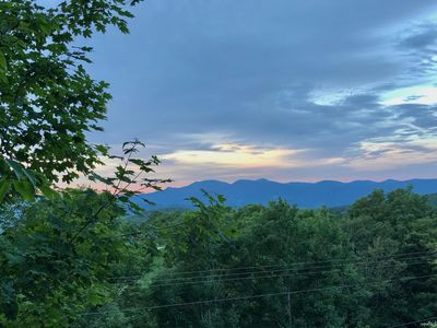 Photo for Awaken to Gorgeous Sunrises at our Beech Mountain Villa
